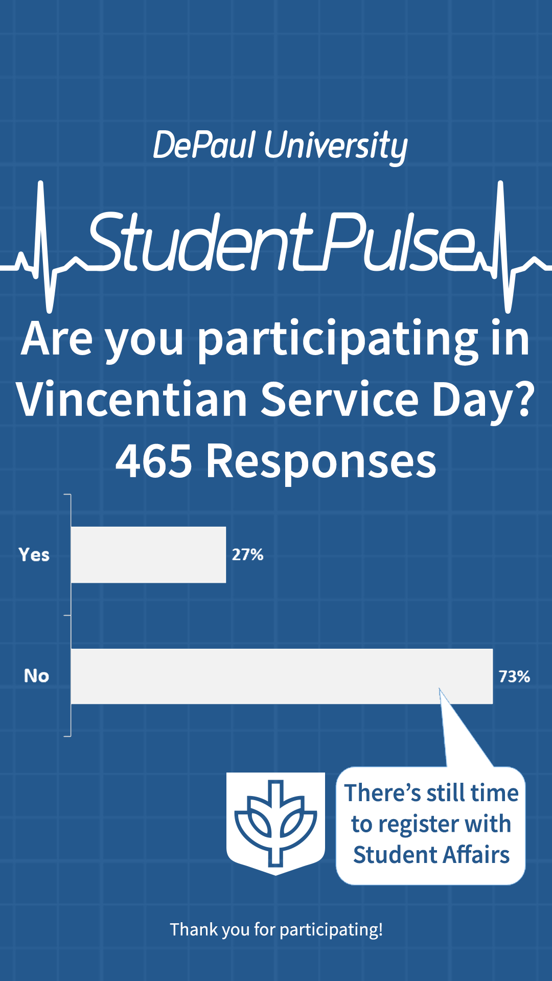 Are you participating in Vincentian Service Day?